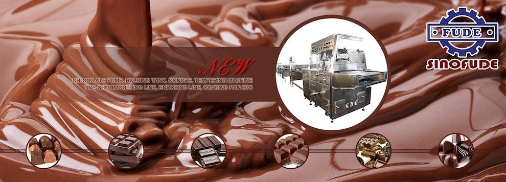 Chocolate Machines and Equipment