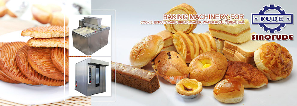 Biscuit Machines and Equipment